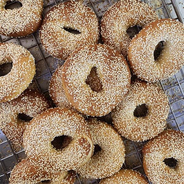 Dojo Bread Bagels